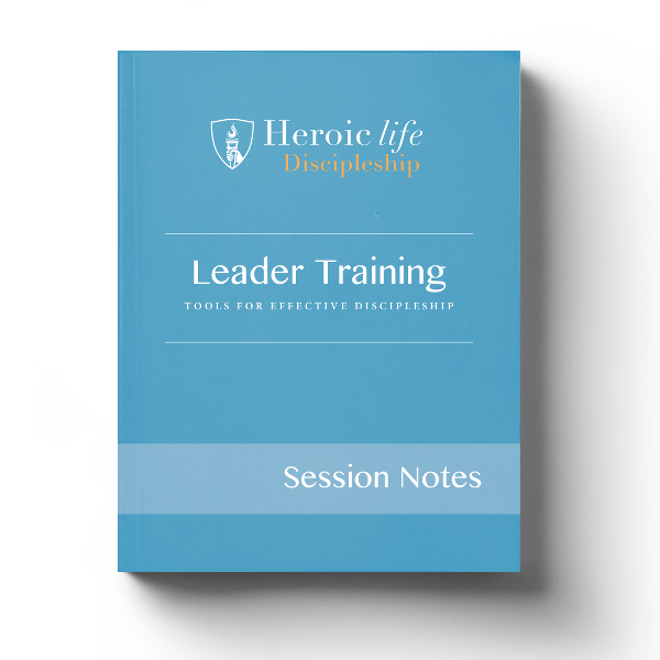 Leader Training Session Notes