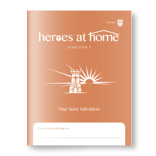 Semester 7: Heroes at Home (8-13)