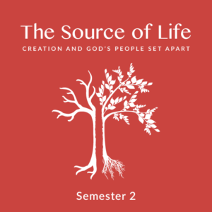 Semester 2: The Source of Life